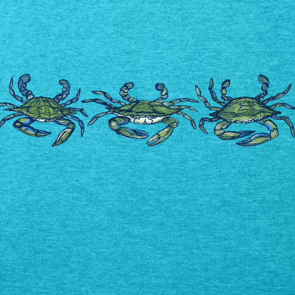 Crab Trio