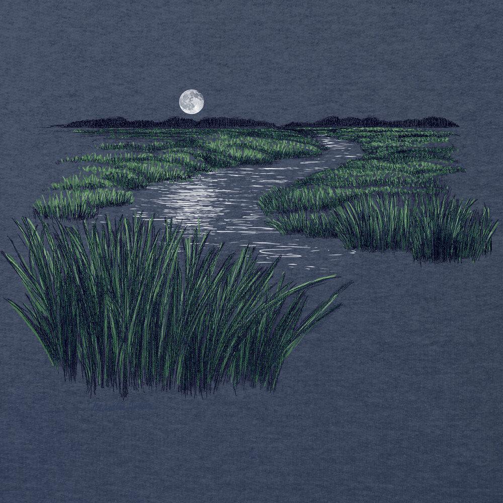 Wetland Moon