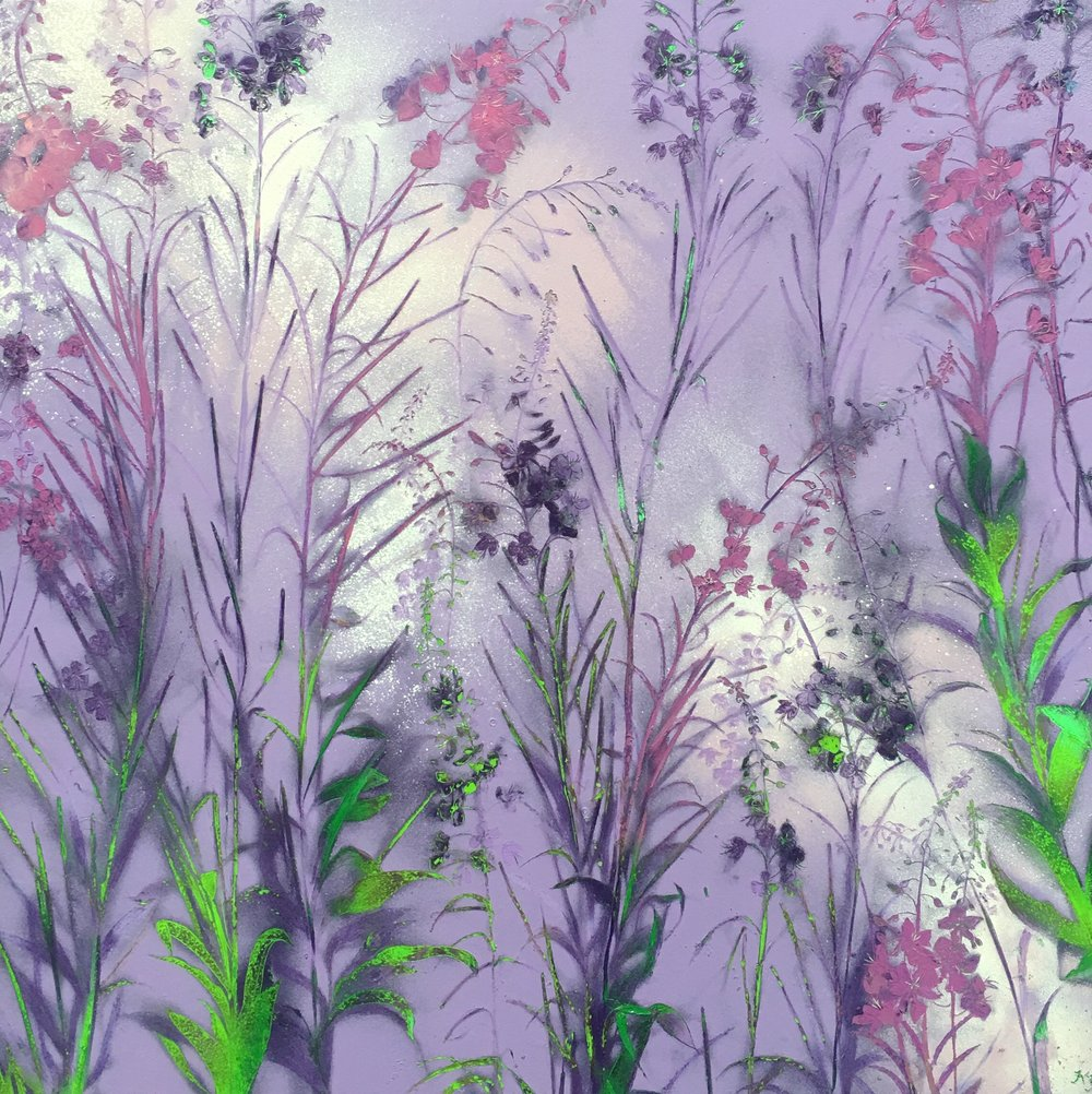 Rosebay Willowherb   Kathrine Geoghegan