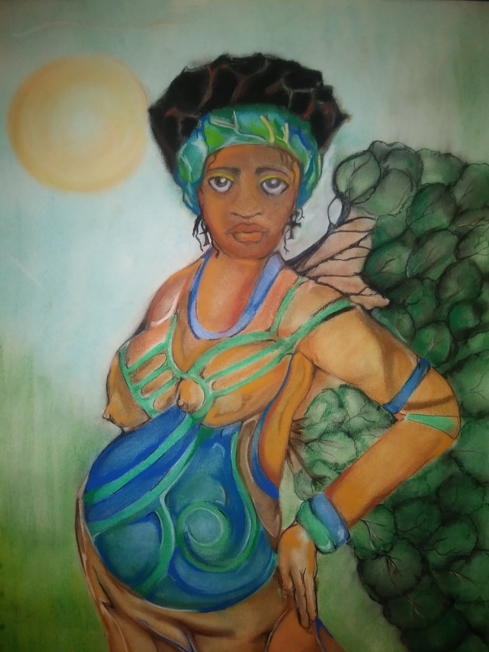 Mother Earth   India Sullivan