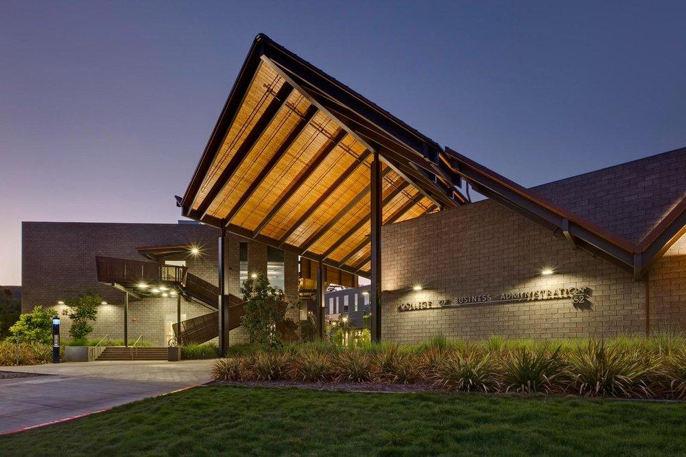 Cal Poly Pomona Business Administration