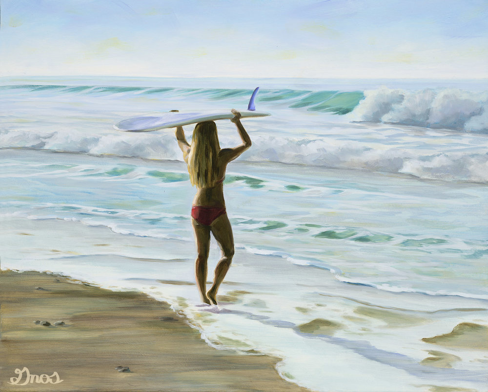 """WADING OUT 