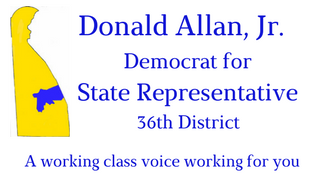Donald Allan, Jr for Delaware's 36th District