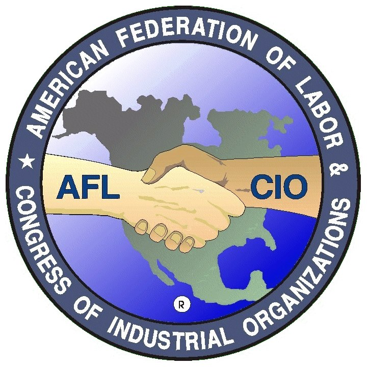 AFL-CIO - I'm honored to receive the endorsement of the AFL-CIO!The AFL-CIO represents and fights for the rights of so many working class Delawareans, and I will fight for their members, and every working and middle class Delawarean in our State Legislature next year