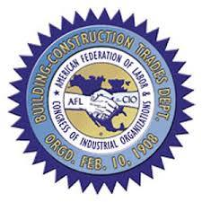 Delaware Building & Construction Trades Council - Thank you Building & Construction Trades Council, for your support of our campaign! I look forward to working together to better the lives of hard working Delawareans!