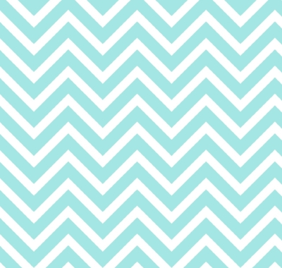 Chevron patterns are out.