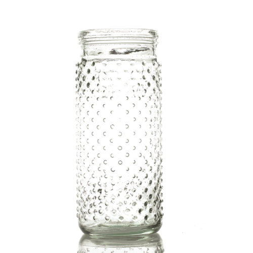 Hobnail Jar