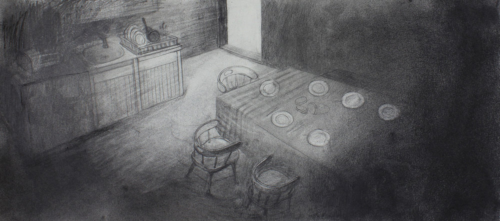 Passage _ Dinning table  scene_Animation still
