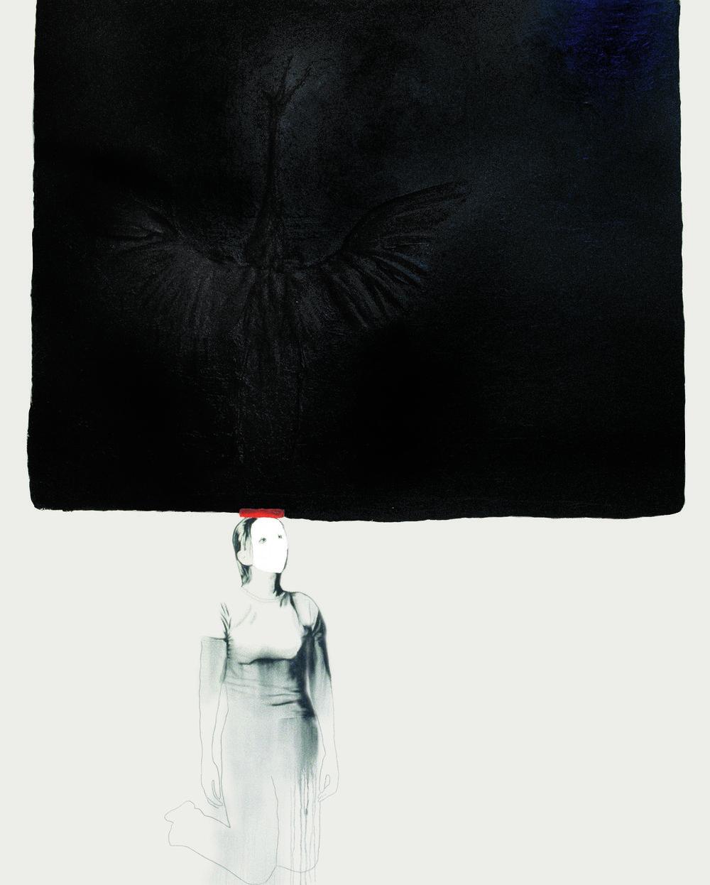 Hommage à Marc Rothko ,2005.
