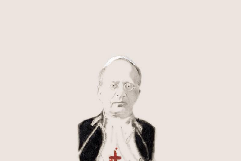Study for Infallibility,Pius XI ,2008