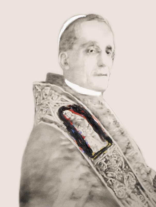 Study for Infallibility,Benedictus XV ,2008