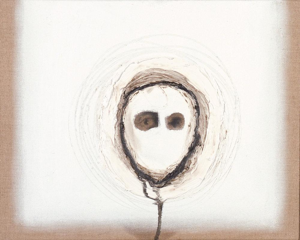 Blanc Silence Autoportrait no. 19 , 2006.
