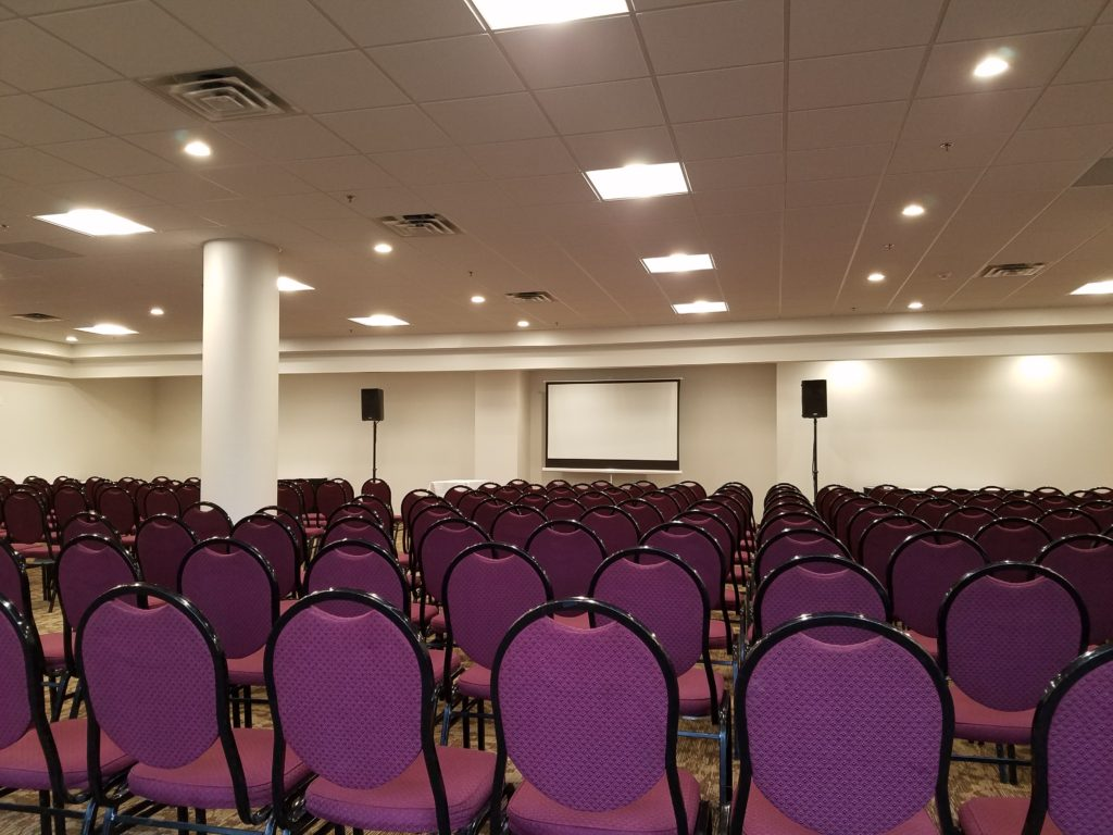 Picture of AV for You AV set-up for Holiday Inn East Battle Creek