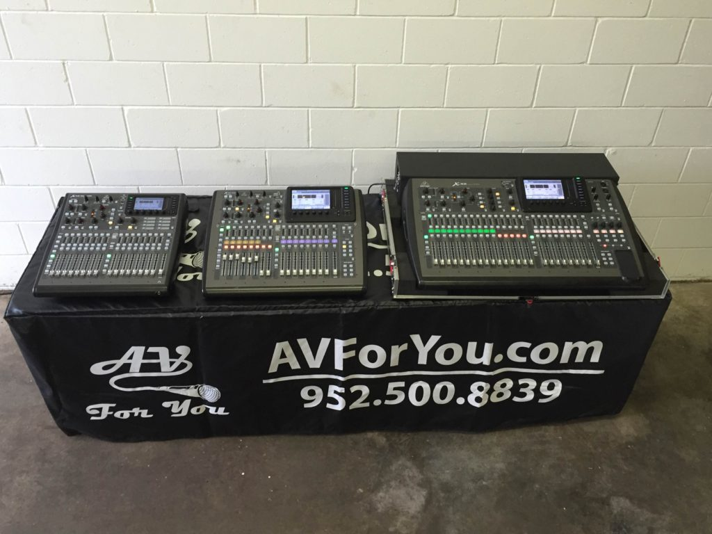 Picture of AV for You Behringer Digital Mixers Inventory
