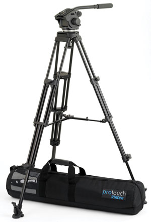 Picture of AV for You Panasonic AG-UX180 4K Premium Professional Camcorder and Vinten Pro6 HDV Tripod