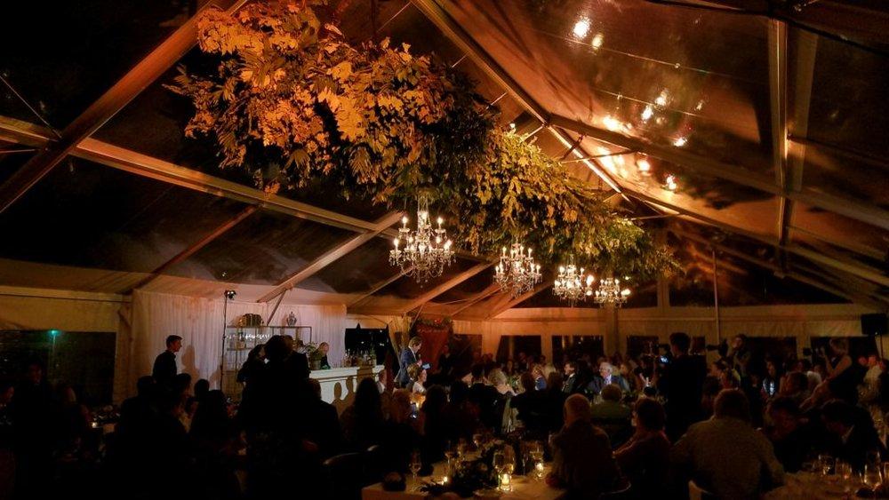 Photo of AV for You Outdoor Wedding in Hamel