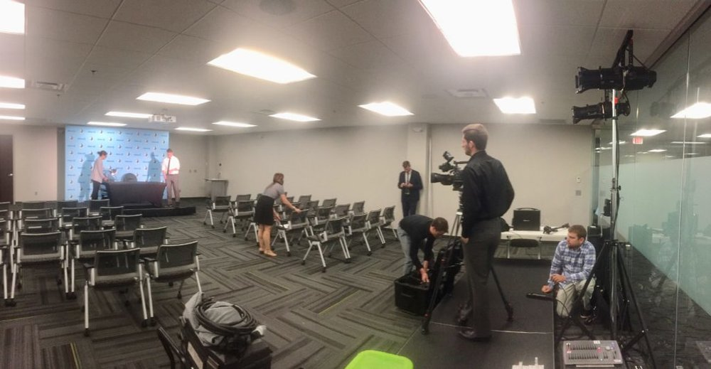 Picture of AV for You Press Event with Minnesota United