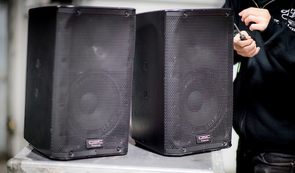 AV for You Speakers available to rent