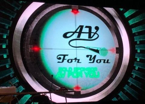 AV for You bringing award winning Audio Visual Rental Service to Minnesota