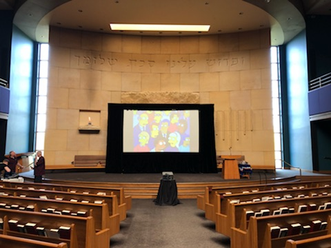 Picture of AV for You projector and screen rental in Minnetonka