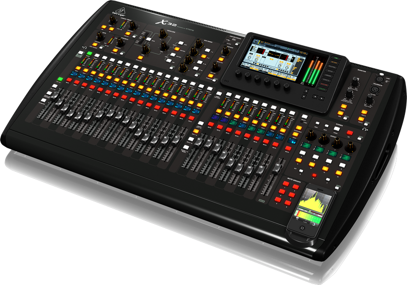 Picture of AV for You Behringer X32 Mixer available to rent