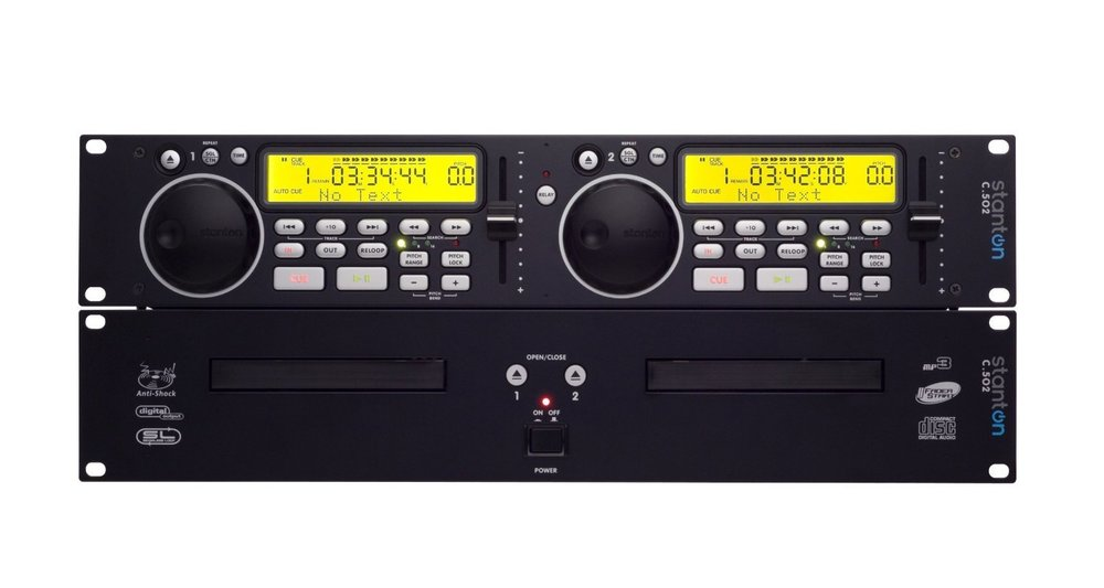 Picture of AV for You dual deck cd player