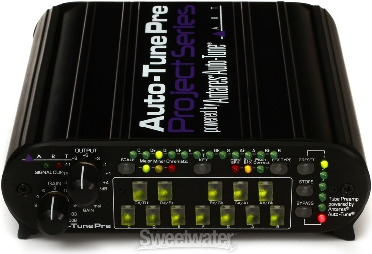 Picture of AV for You auto tune box available to rent
