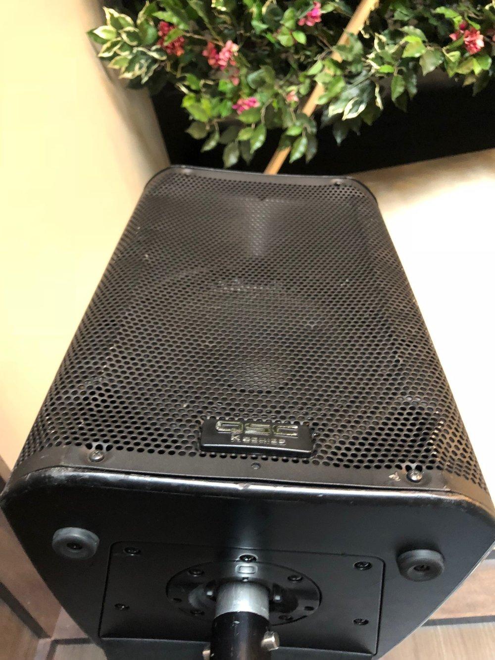 Picture of AV for You speaker rental at Crave in Eden Prairie