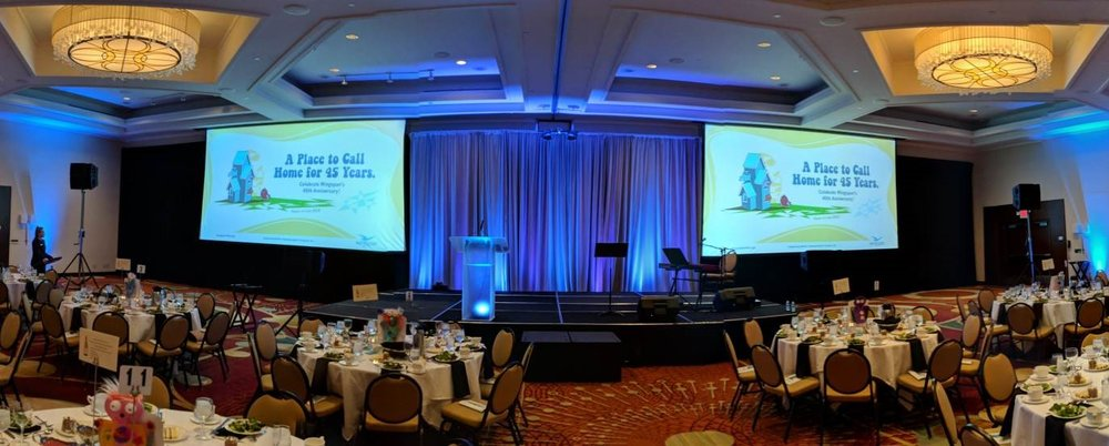 Picture of AV for You sound and lighting rental in Minneapolis
