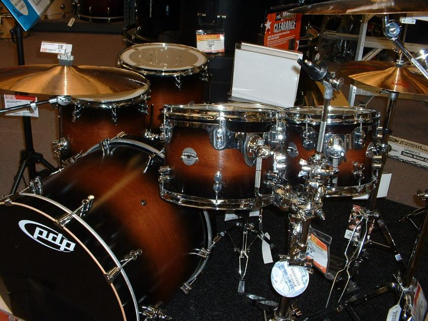 Picture of AV for You Drum Kit available to rent