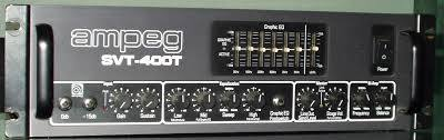 Picture of AV for You Ampeg SVT-400t available to rent