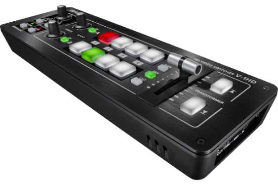 Picture of AV for You Roland V-1HD Video Switcher available to rent