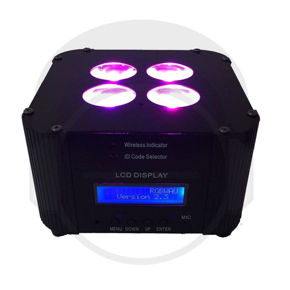 Picture of AV for You LED Battery Powered Up Light available to rent