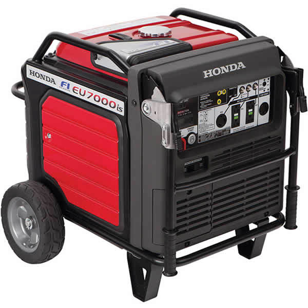 Picture of AV for You Honda generator available to rent