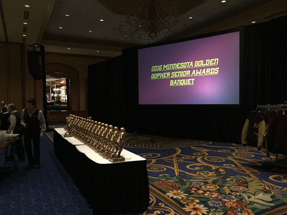 Picture of AV for You 16' x 9' Screen Works with drape rental