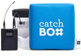 Picture of AV for You CatchBox available to rent