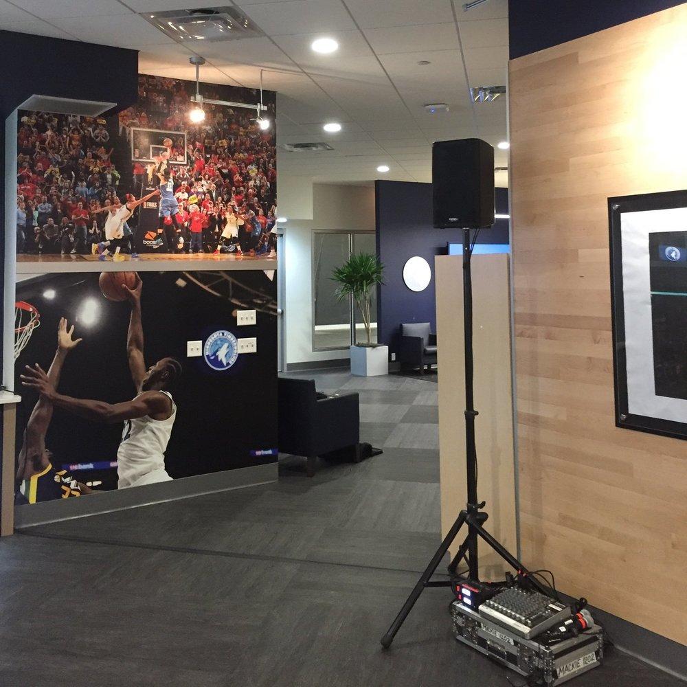 Picture of AV for You speaker rental