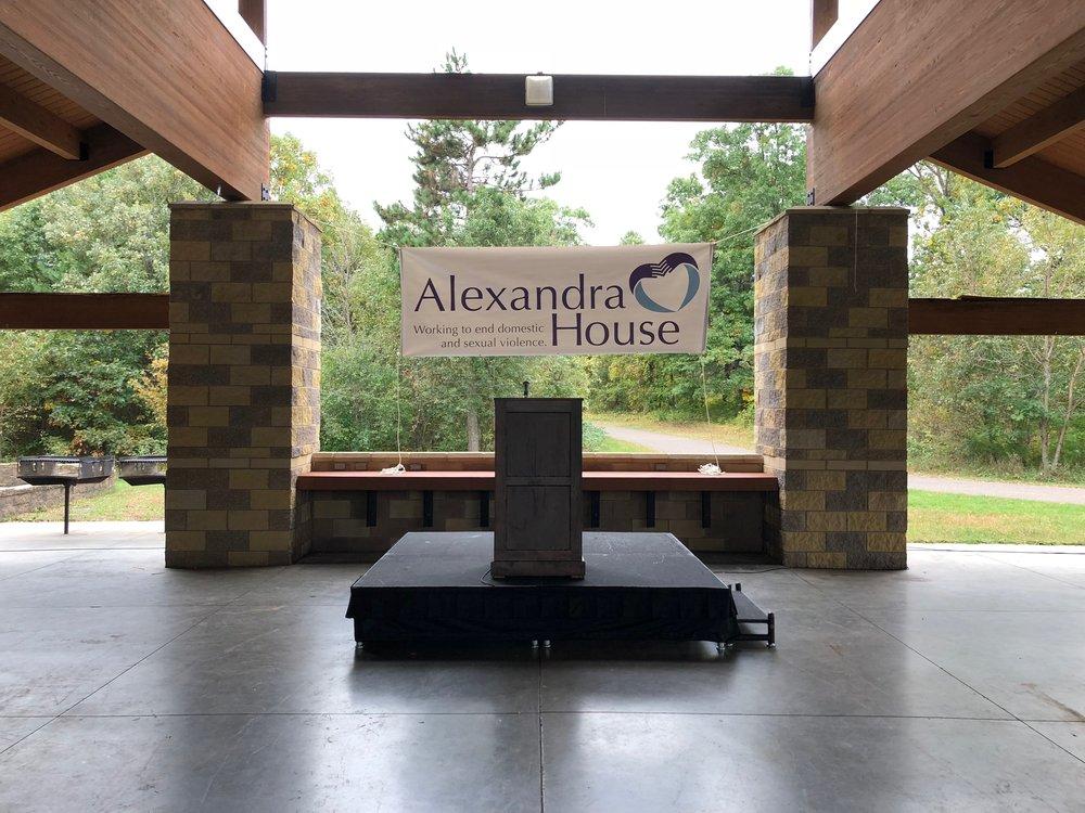 Picture of AV for You rental equipment at Bunker Hills Regional Park