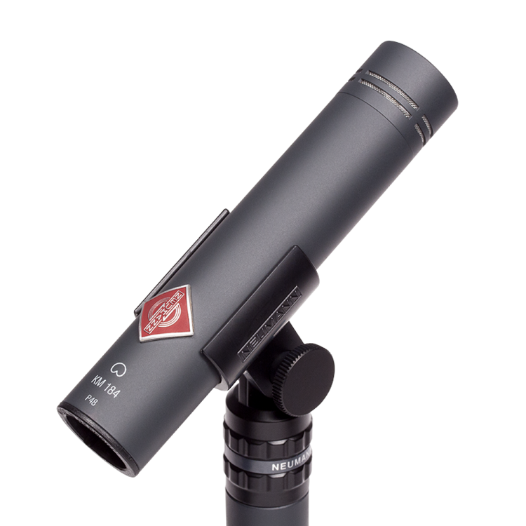 Picture of AV for You Neumann KM184 Microphone available to rent