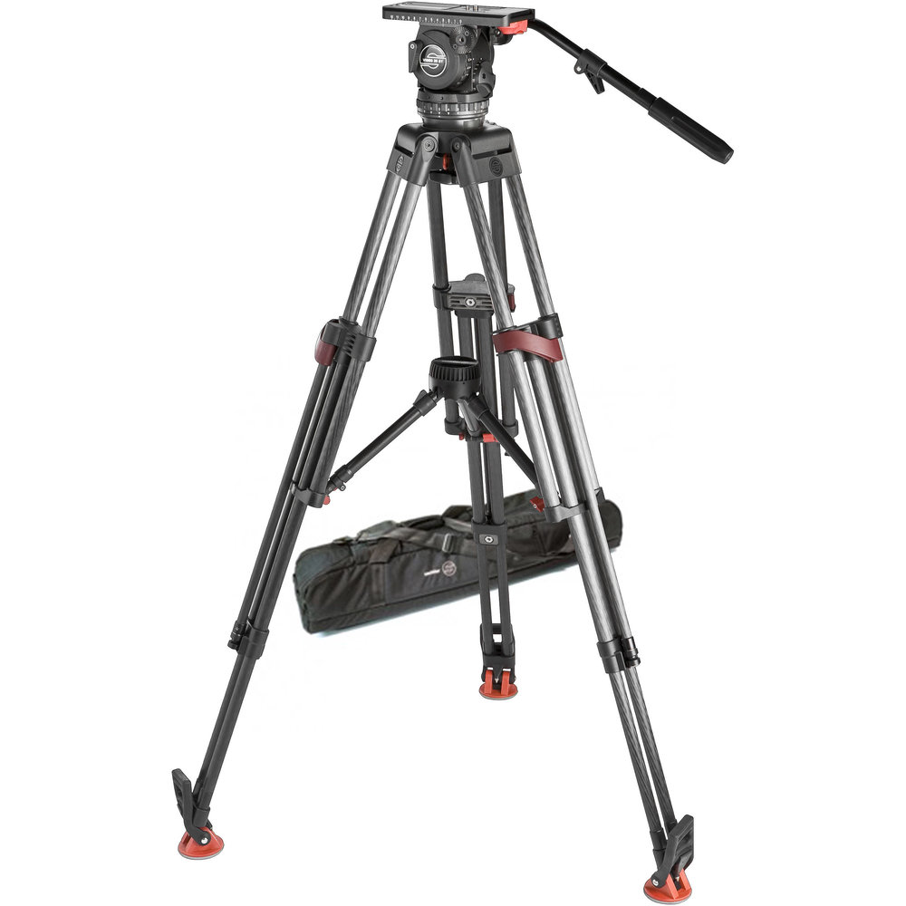 Picture of AV for You Sachtler Video 30 Tripod available to rent