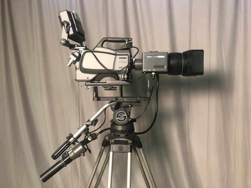 Picture of AV for You Studio Camera Package available to rent