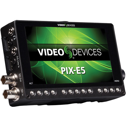 Picture of AV for You Video Devices PIX-E5 recording video monitor available to rent