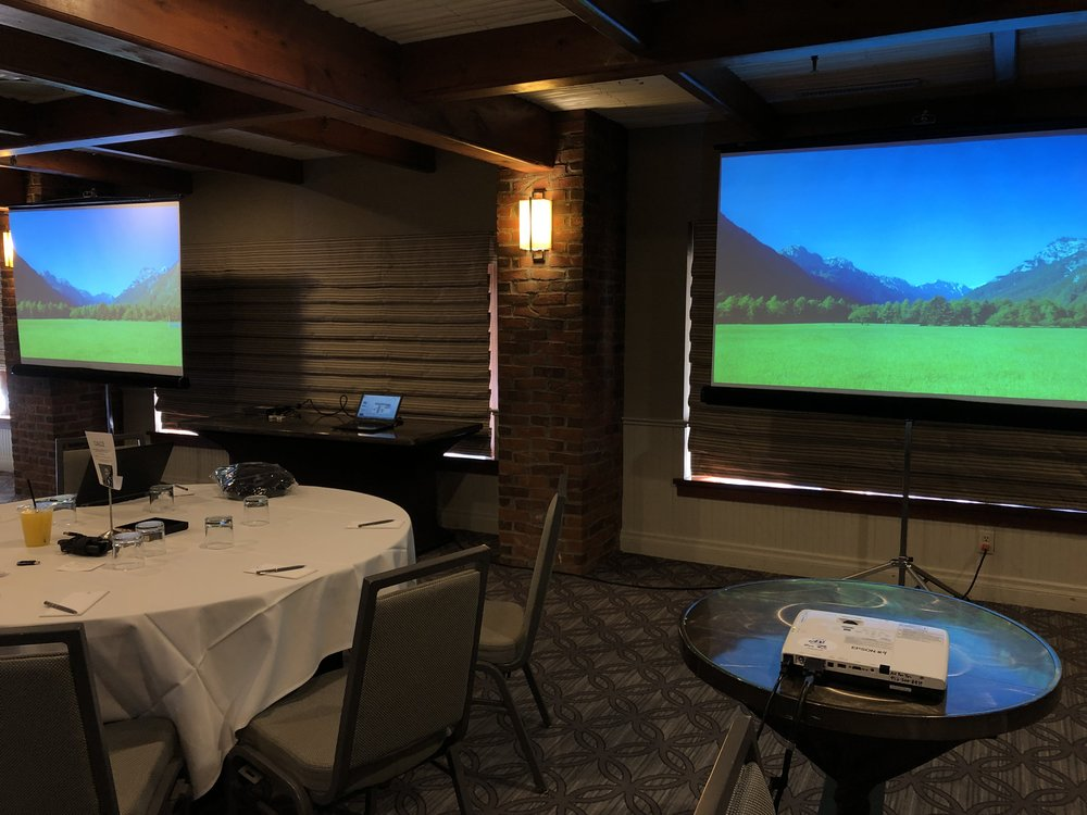 Picture of AV for You projector rental at Embassy Suites St Paul