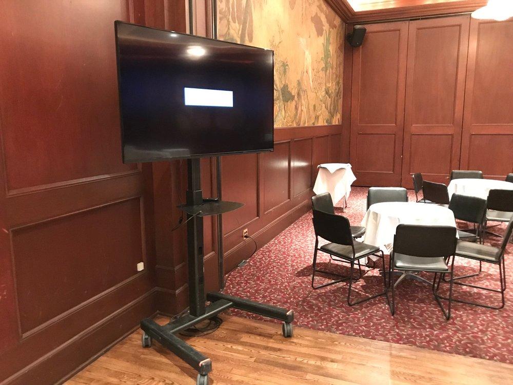 Picture of AV for You TV Rental at the Metropolitan Ballroom in Wayzata