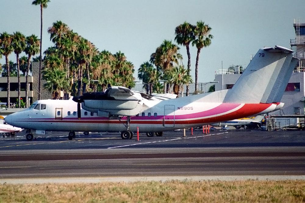 Aeroicarus Photo © Long Beach, CA 28-Jul-1995