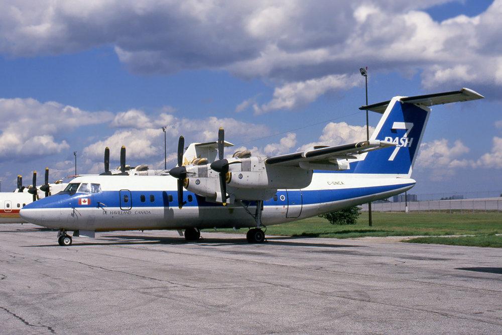 Kenneth I. Swartz/Aeromedia Communications Photo © Downsview 20-Aug-1987