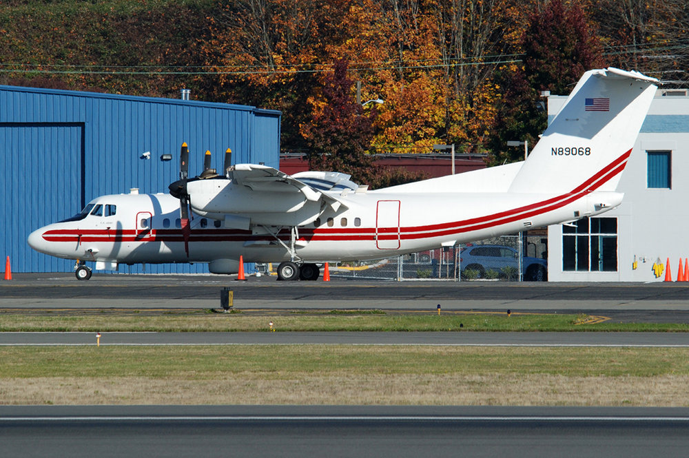 Andrew Sieber Photo © Seattle-Boeing Field, WA 27-Oct-2008