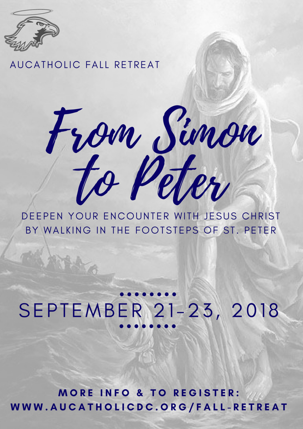 AUCatholic Fall 2018 Retreat Image
