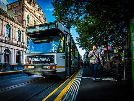 Melbourne Light Rail, Vic | Jacobs