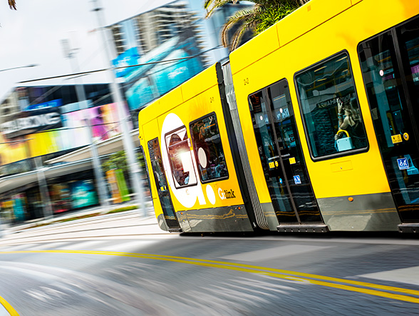 Gold Coast Light Rail, Qld | Gold Coast City Council